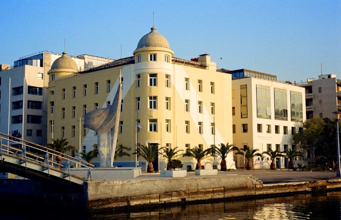 University of Thessaly, Papastratos Building in Volos1