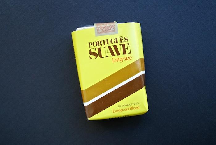 Potugues Suave Cigarettes