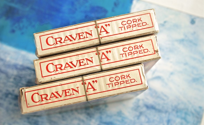Craven A Cork Tipped